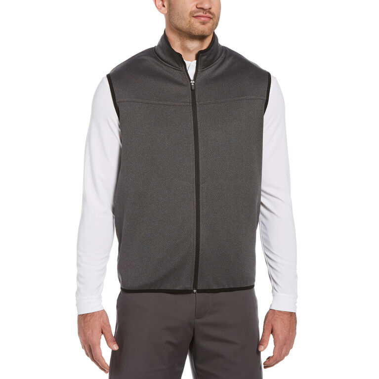 Two Tone Golf Vest