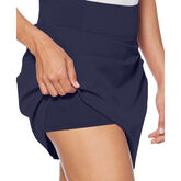 Alternate View 2 of Teaberry Group: Side Pleat Stretch Golf Skort