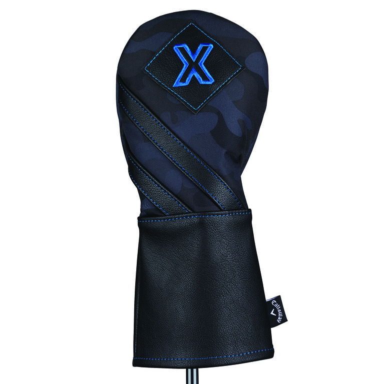 "Callaway Vintage ""X"" Fairway Wood Headcover"