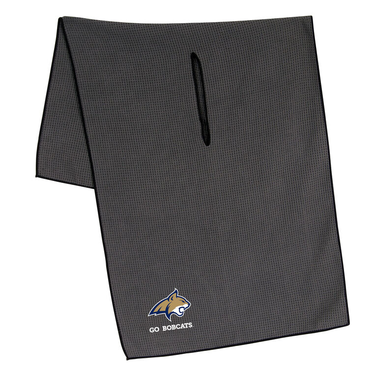 Team Effort Montana State Microfiber Towel