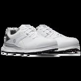 Alternate View 3 of PRO|SL Men's Golf Shoe - White/Grey