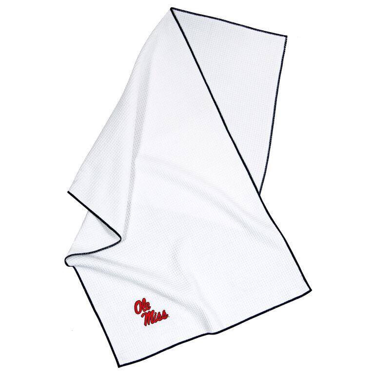 Team Effort Mississippi Microfiber Towel