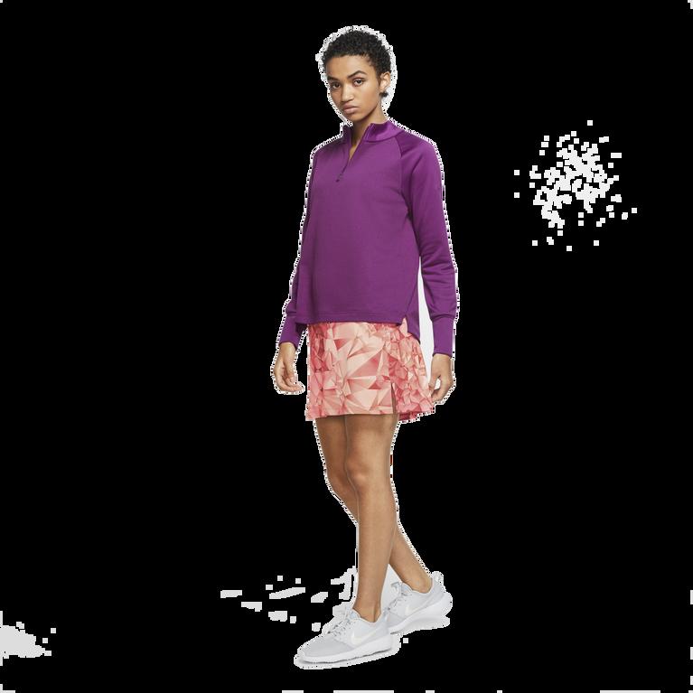"Dri-FIT UV Victory Women's 17"" Printed Golf Skirt"