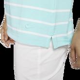 Alternate View 2 of Dri-FIT Women's Sleeveless Striped Golf Polo