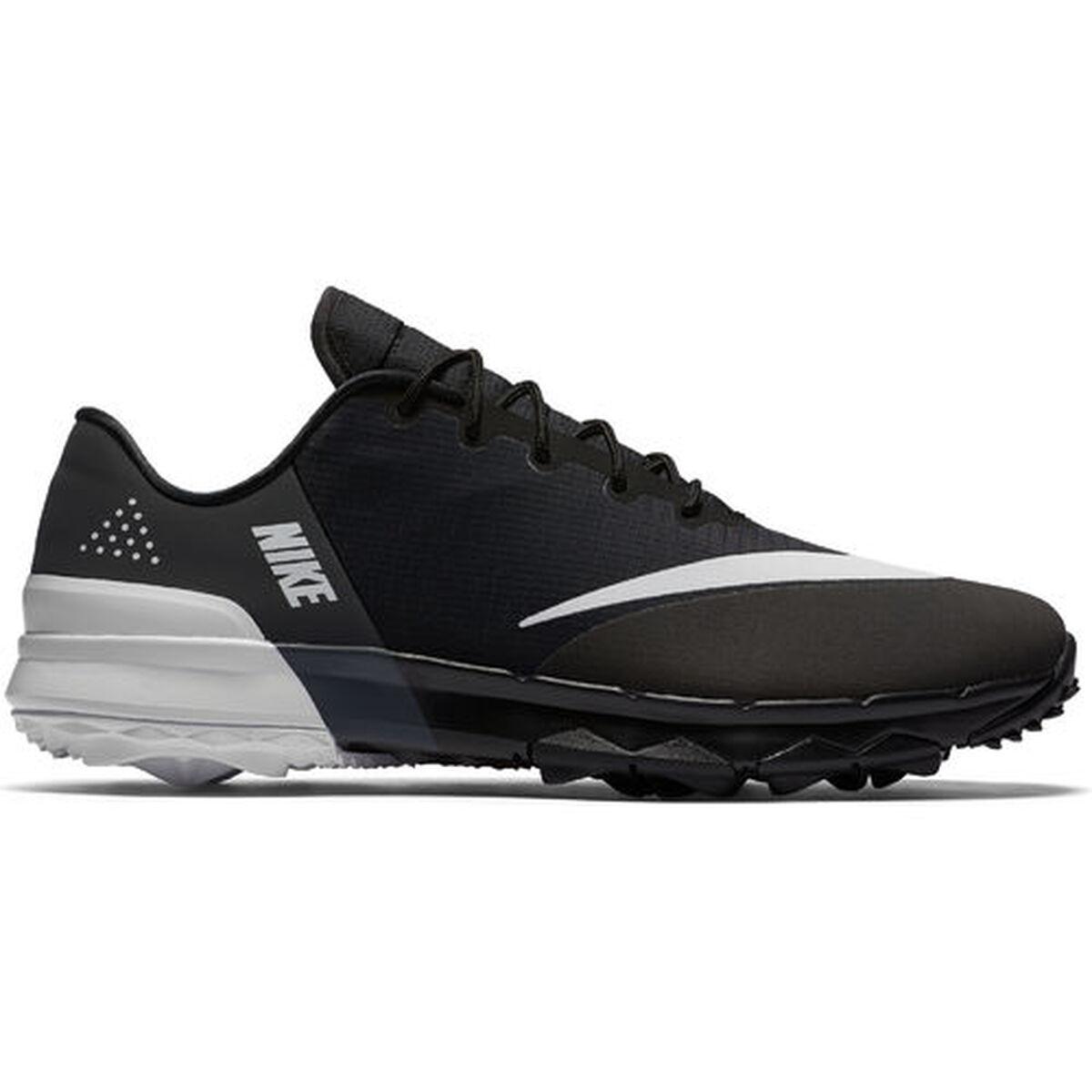9ed75395ed21 Images. Nike FI Flex Men  39 s Golf Shoe - Black White