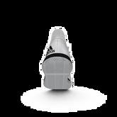 Alternate View 3 of Adizero Defiant Bounce 2 Women's Tennis Shoes - White/Black