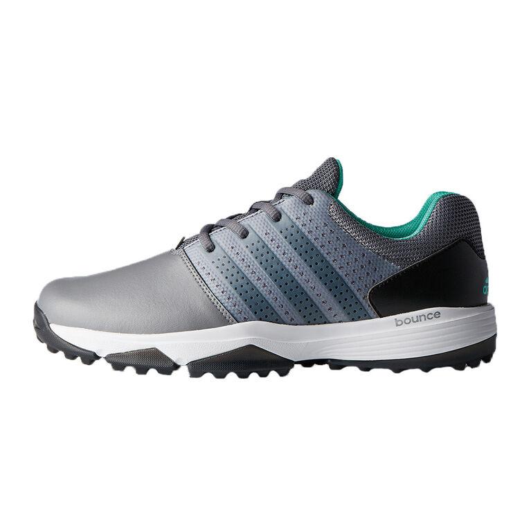 adidas 360 TRAXION Men's Golf Shoe - Grey/Black