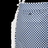 "Alternate View 2 of Amelie 14.5"" Gingham Golf Skort"