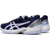 Alternate View 3 of COURT SPEED FF Women's Tennis Shoes - Navy/Blue