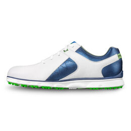 FootJoy Pro/SL Men's Golf Shoe - White/Blue