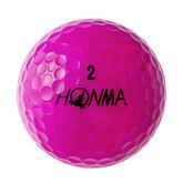 Honma D1 Yellow Golf Balls