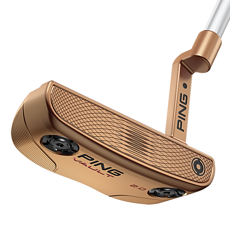 PING Vault 2.0 B60 Copper Putter w/ PP61 Grip