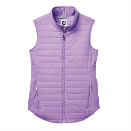 Printed Woven Women's Insulated Vest