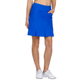 Alternate View 1 of Palm Springs Collection: Jocelyn Pleated Pull On Skort