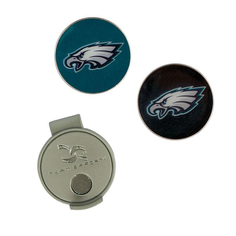 Team Effort Philadelphia Eagles Hat Clip & Ball Marker