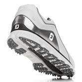 Alternate View 4 of Pro/SL Men's Golf Shoe - White/Silver (Previous Season Style)