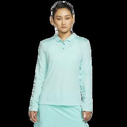 Dri-FIT Women's Long-Sleeve Golf Shirt