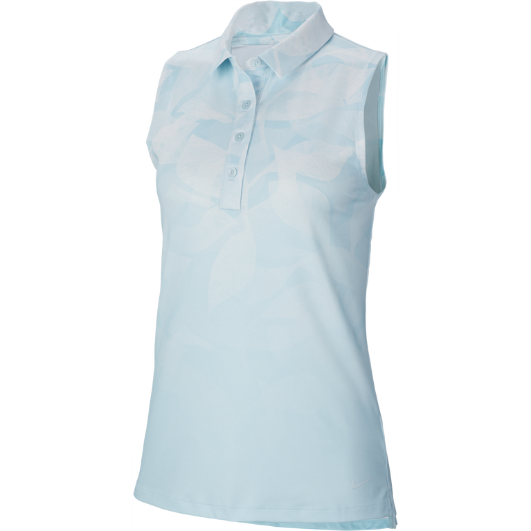 Dri-FIT Women's Sleeveless Ombre Golf Polo