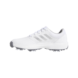 CP Traxion Junior Golf Shoe - White/Silver