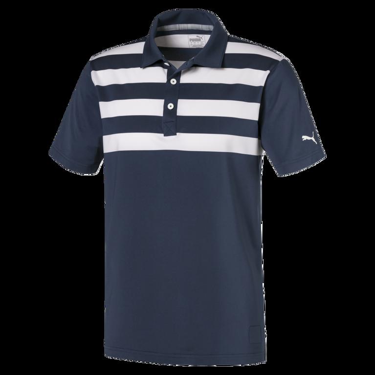 Pars & Stripes Golf Polo