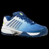Alternate View 1 of Hypercourt Express 2 Men's Tennis Shoe - White/Blue