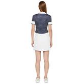 Alternate View 2 of Lexie Short Sleeve Dot Polo Shirt