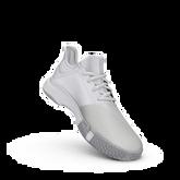 Alternate View 7 of GameCourt Men's Tennis Shoe - White/Grey