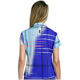 Alternate View 1 of Pippin Group: Plaid Print Polo Shirt