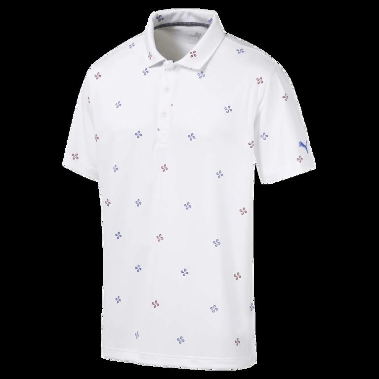 Ditsy Golf Polo