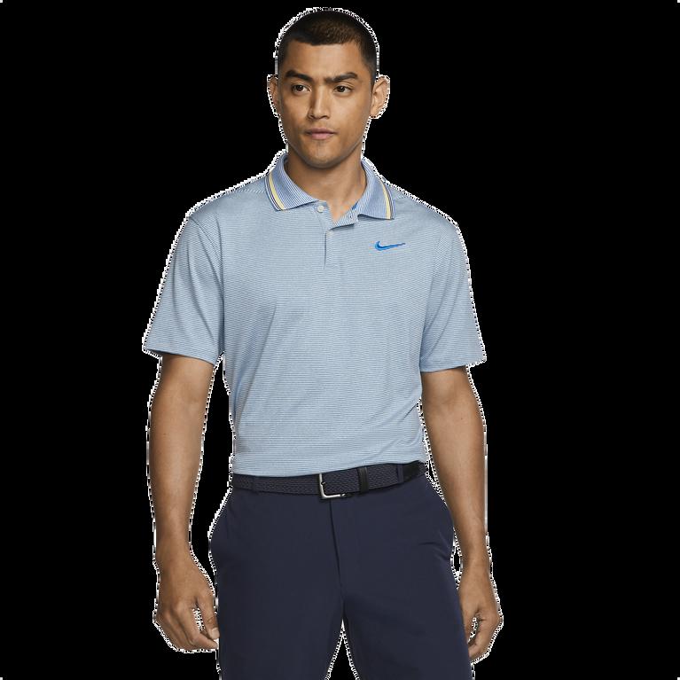 Dri-FIT Vapor Striped Golf Polo