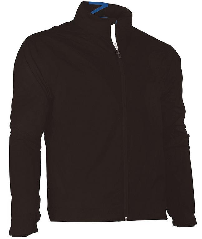 Zero Restriction Cloud Full Zip Jacket - Black