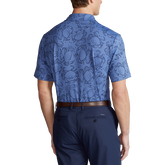 Alternate View 1 of Classic Fit Tech Jersey Happy Crabs Polo Shirt