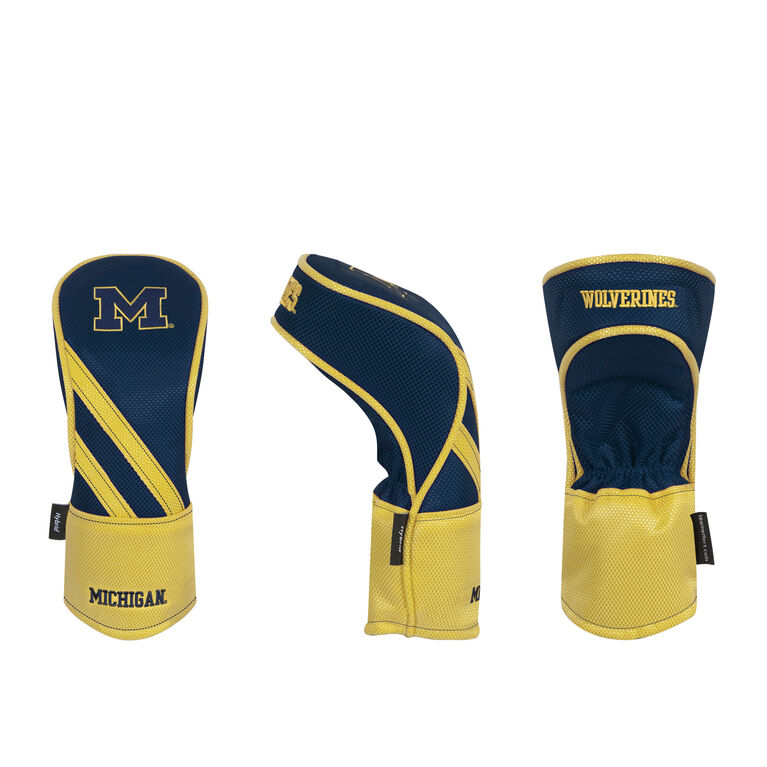 Team Effort Michigan Wolverines Hybrid Headcover