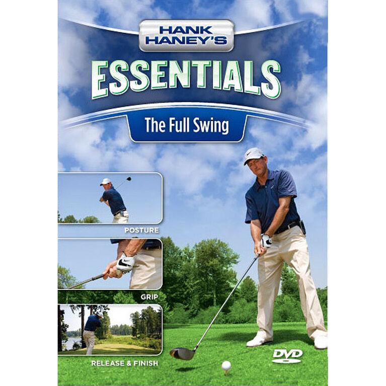 Hank Haney Essentials - The Full Swing DVD