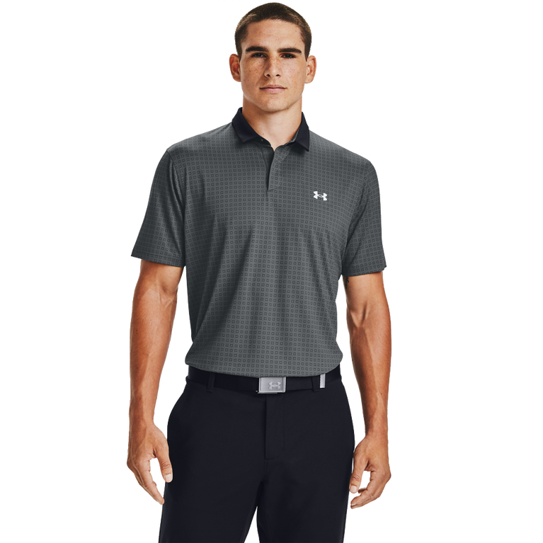 Iso-Chill Grid Polo