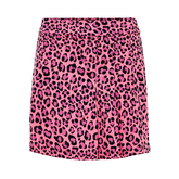 Alternate View 7 of Thea TX Jersey Leopard Skirt