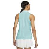 Alternate View 2 of Dri-Fit Victory Women's Sleeveless Tipped Golf Polo