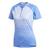 Alternate View 8 of Minted Blues Collection: Ombre Short Sleeve Polo Shirt