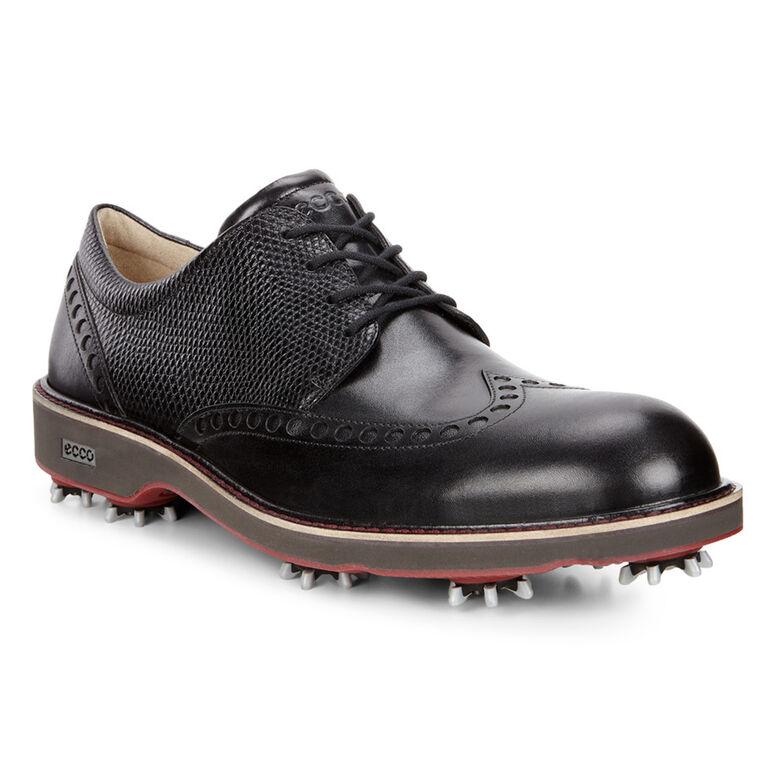 ECCO Lux Men's Golf Shoe - Black
