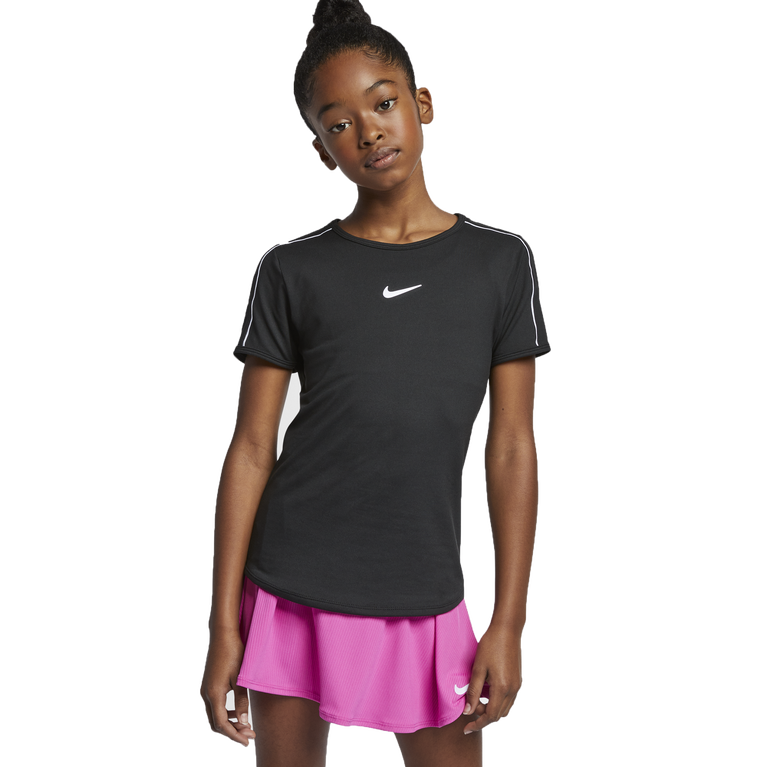 Dri-FIT Girls' Tennis Top