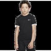 Dri-FIT Boys' Short-Sleeve Tennis Top