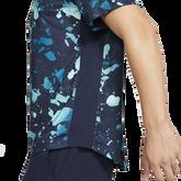 Alternate View 3 of Dri-FIT Victory Print Short Sleeve Tennis Tee Shirt