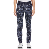 Playing the Blues Collection: Prism Confetti Print Pull On Golf Pant