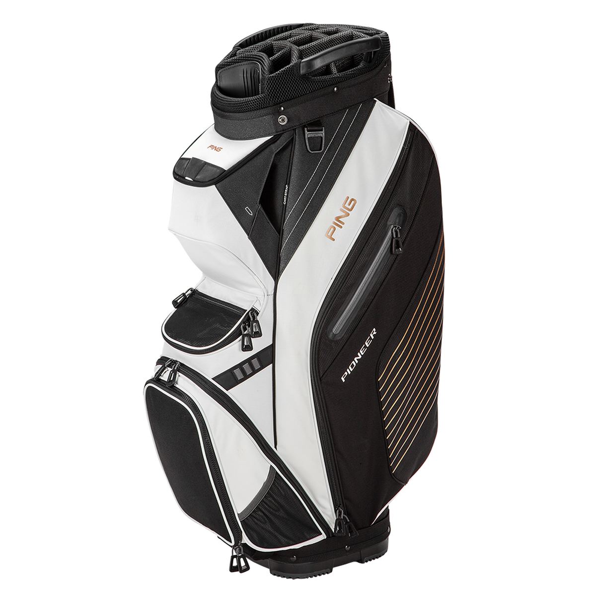 Images. PING Pioneer Cart Bag 7be5c2085ac6a