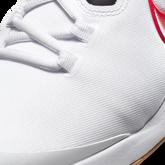 Alternate View 4 of Air Max Wildcard Men's Tennis Shoe - White/Red
