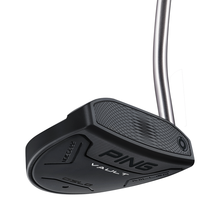 Ping Vault Oslo Black Putter