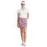 "Paisley Bandana Print 15"" Golf Skort"