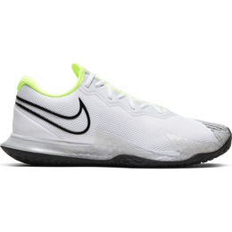 Air Zoom Vapor Cage 4 Men's Tennis Shoe - White/Yellow