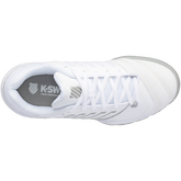 Alternate View 6 of Bigshot Light 4 Women's Tennis Shoe - White/Silver