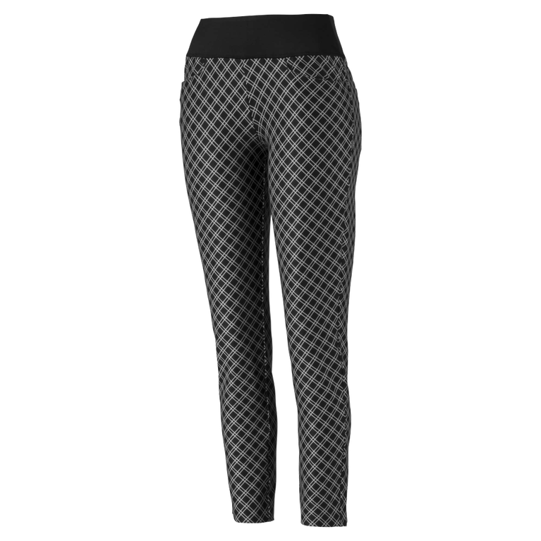 Hot Pink Group: PWRSHAPE Checker Golf Pants